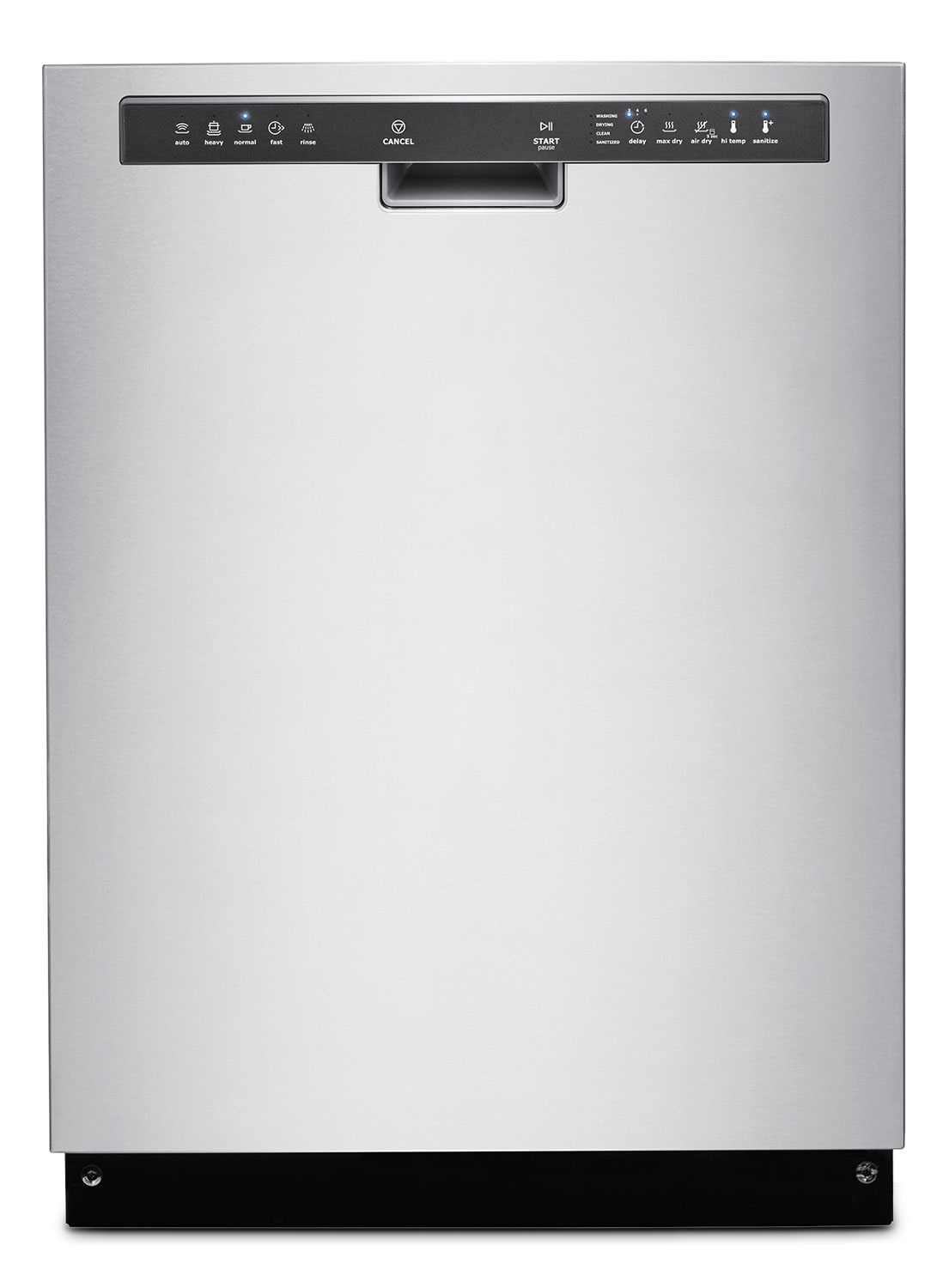 "Clean-Up - Electrolux Stainless Steel 24"" Dishwasher - EI24CD35RS"