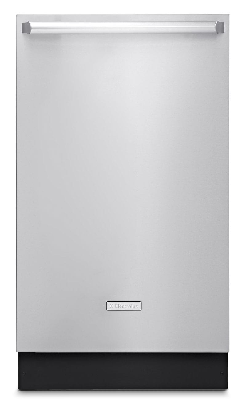 "Clean-Up - Electrolux Stainless Steel 18"" Dishwasher - EIDW1805KS"