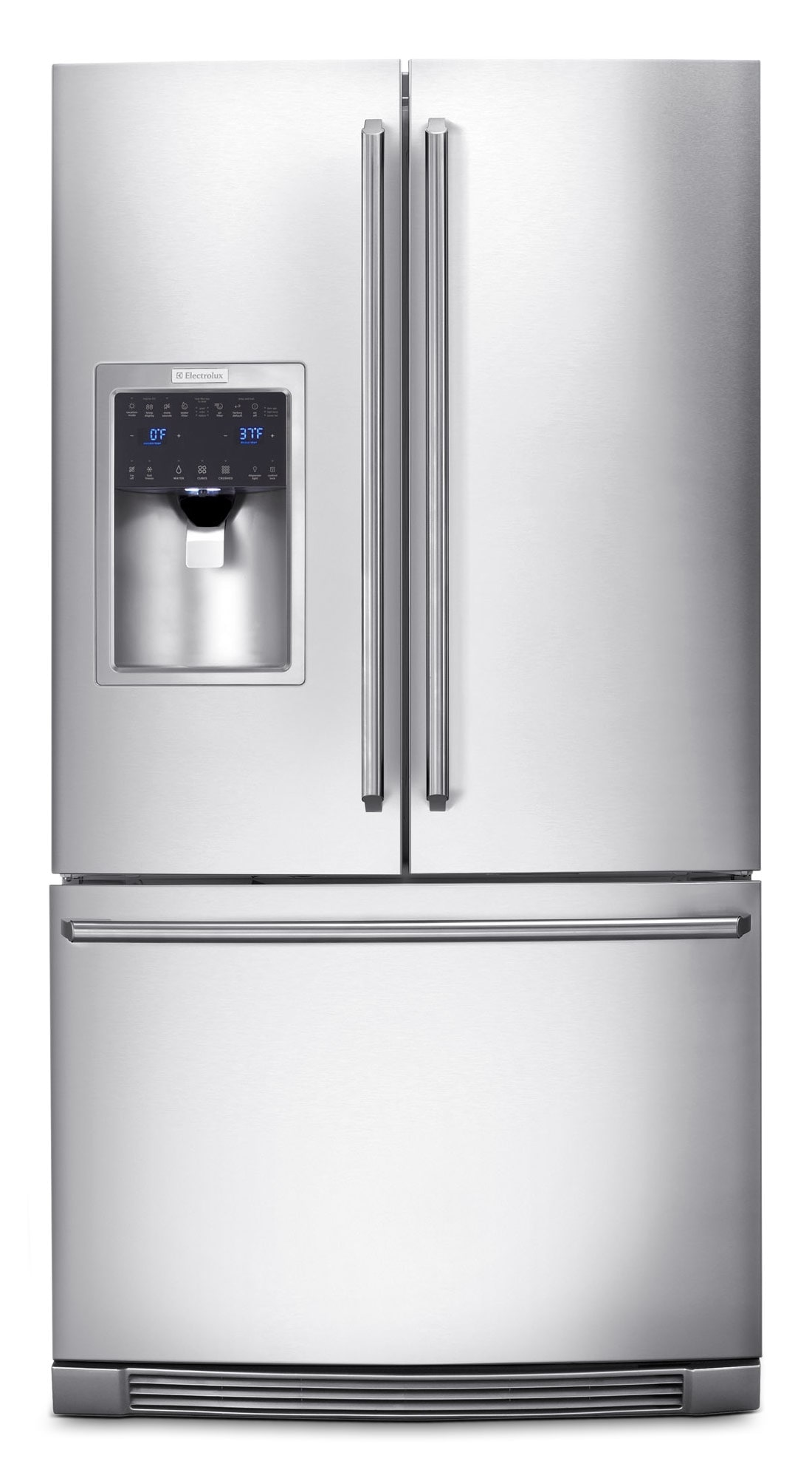 [Electrolux Stainless Steel Counter-Depth French Door Refrigerator (22.63 Cu. Ft.) - EI23BC65KS]