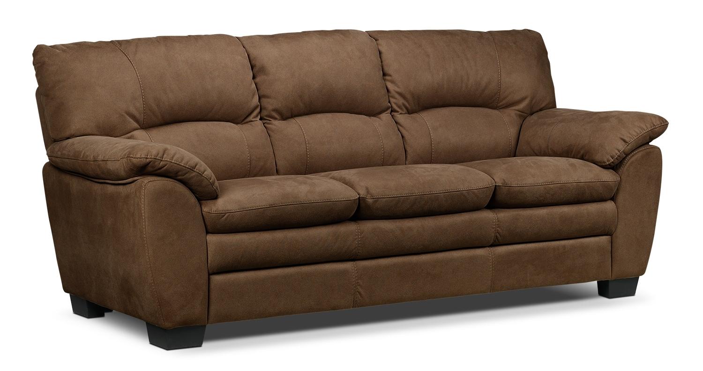 Kelleher Sofa - Hazelnut