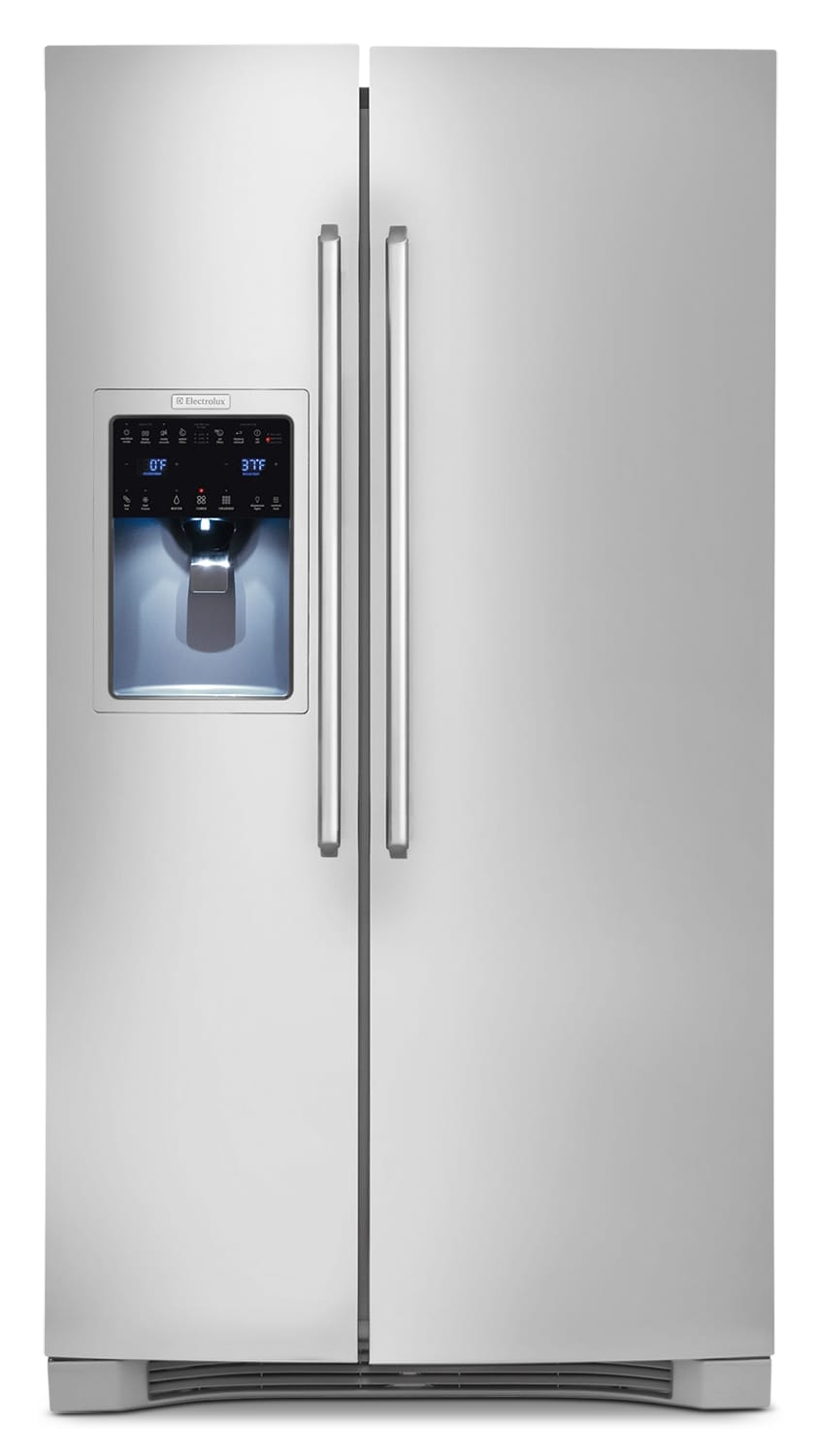 [Electrolux Stainless Steel Side-by-Side Refrigerator (25.93 Cu. Ft.) - EI26SS30JS]