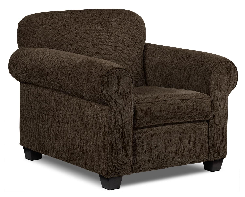 [Aristotle Chair - Chocolate]