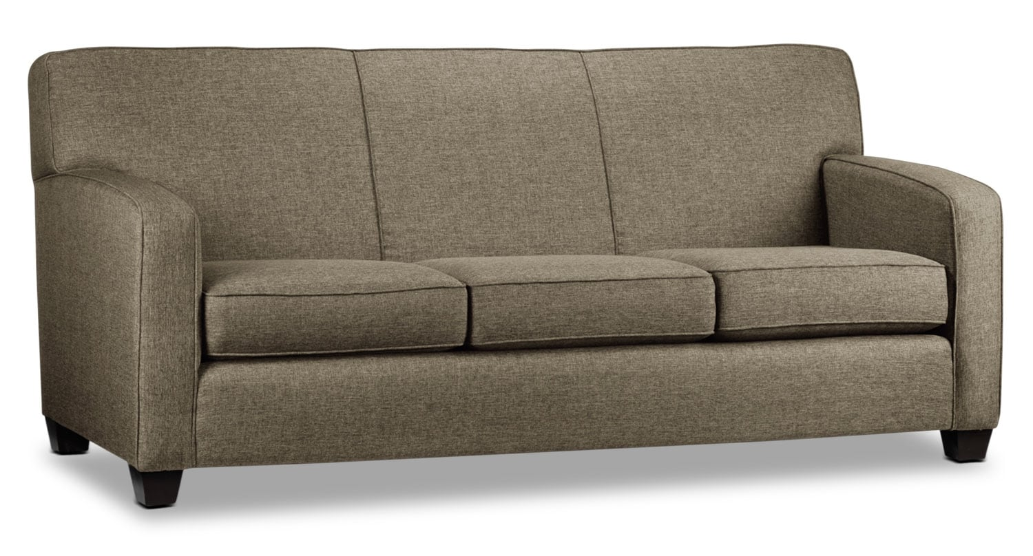 Living Room Furniture - Falcon Sofa - Beige