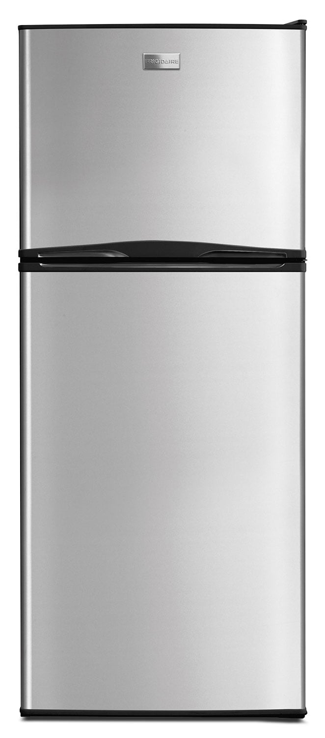 Refrigerators and Freezers - Frigidaire Stainless Steel Top-Freezer Refrigerator (11.5 Cu. Ft.) - FFET1222QS