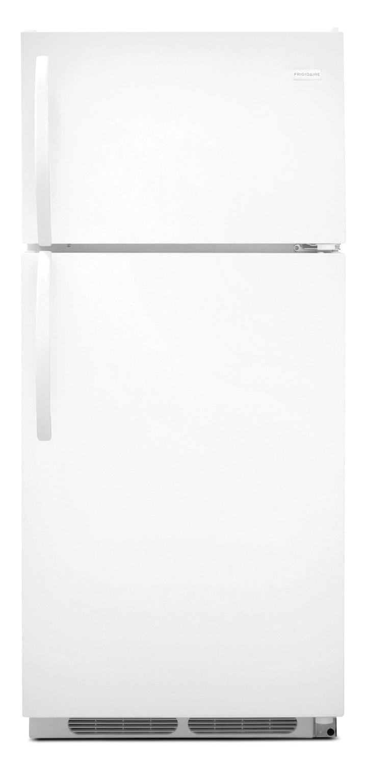 Frigidaire White Top-Freezer Refrigerator (16.3 Cu. Ft) - FFHT1614QW