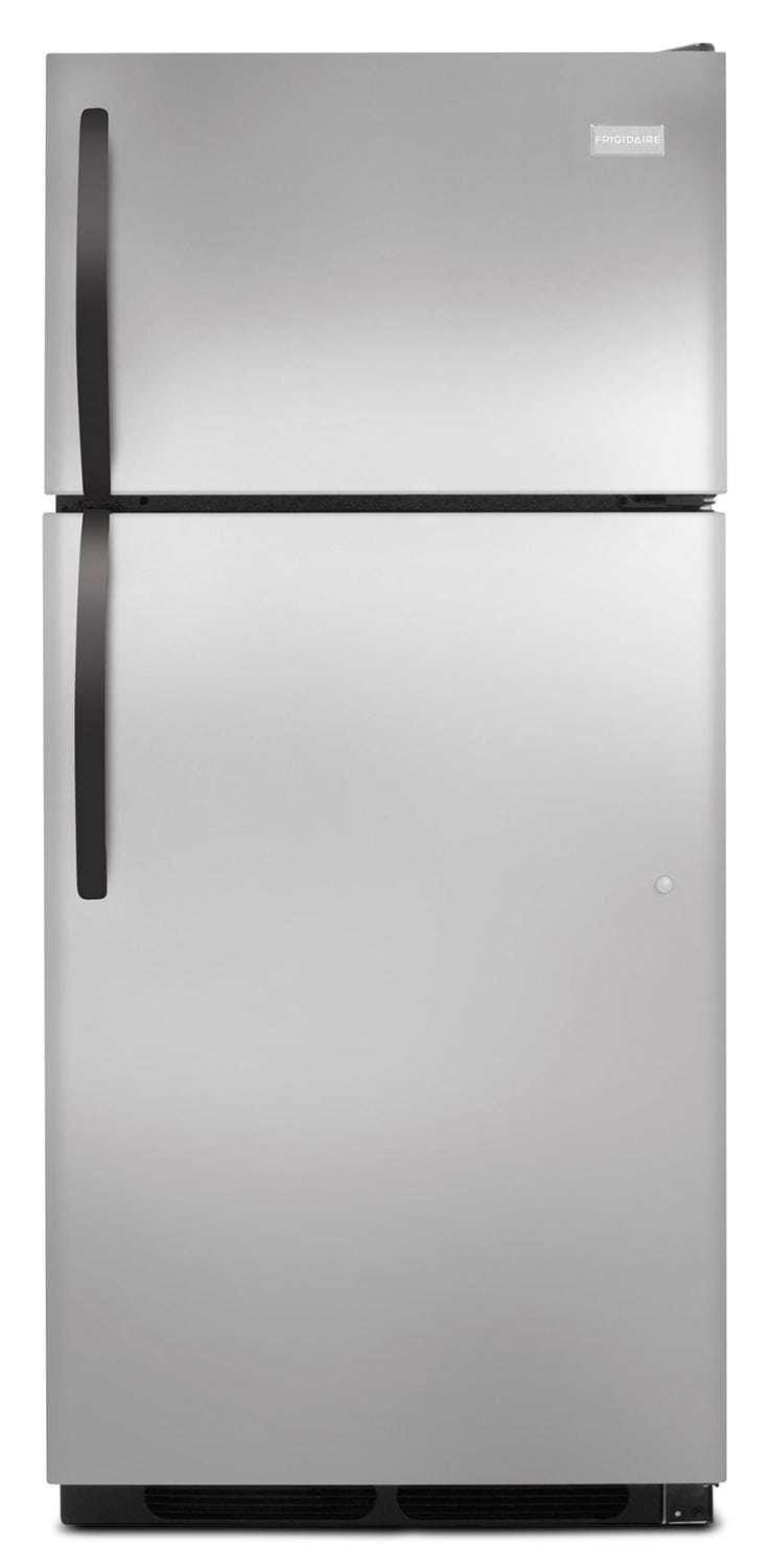 Frigidaire Stainless Steel Top-Freezer Refrigerator (16.3 Cu. Ft) - FFHT1621QS