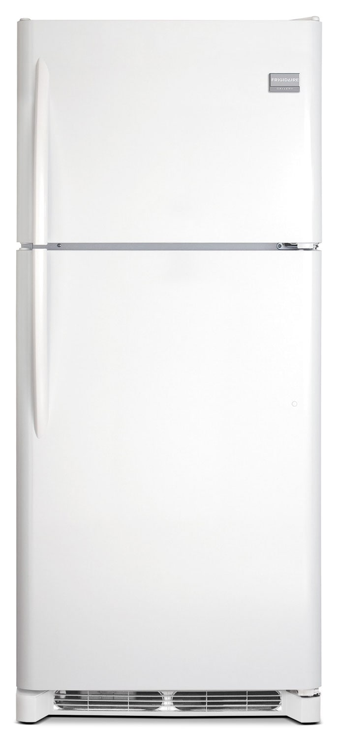 Frigidaire Gallery White Top-Freezer Refrigerator (20.4 Cu. Ft.) - FGHT2046QP