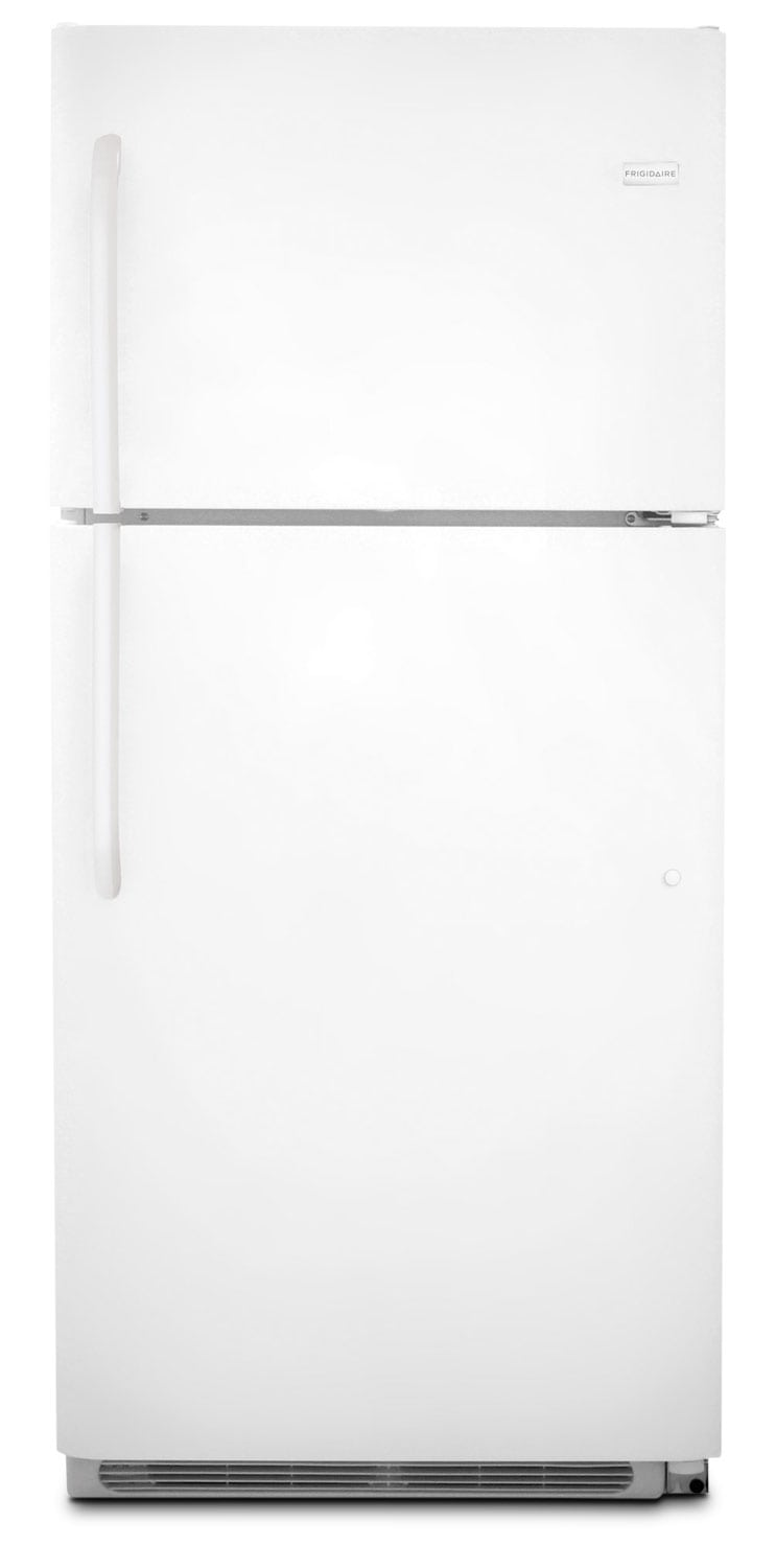 Refrigerators and Freezers - Frigidaire White Top-Freezer Refrigerator (20.5 Cu. Ft.) - FFHT2131QP