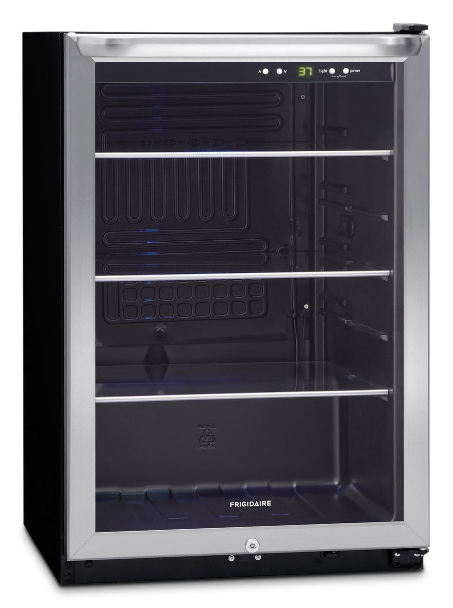 Refrigerators and Freezers - Frigidaire Stainless Steel Beverage Centre (4.6 Cu. Ft.) - FFBC46C2QS