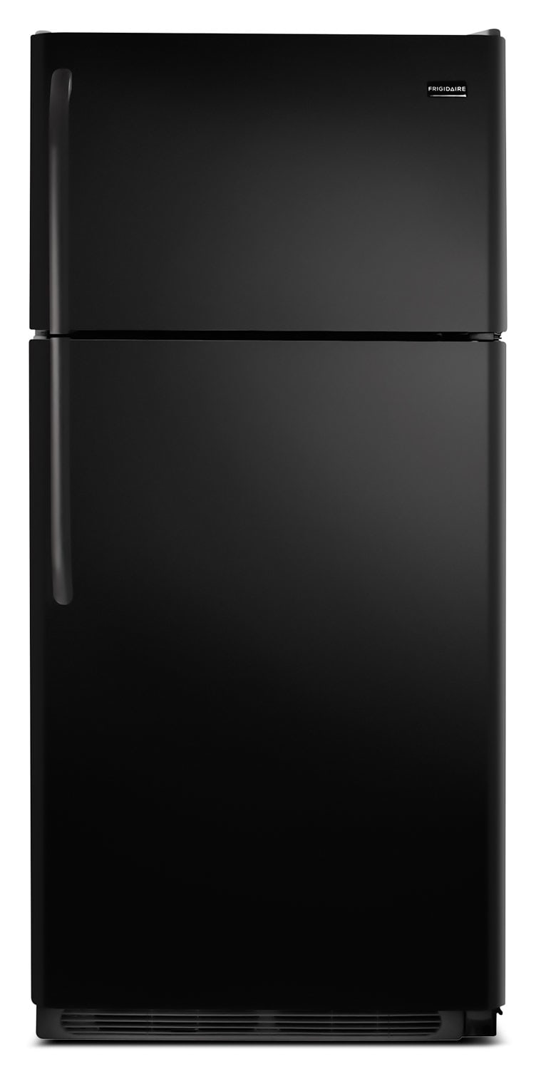 Refrigerators and Freezers - Frigidaire Black Top-Freezer Refrigerator (18 Cu. Ft.) - FFTR1821QB