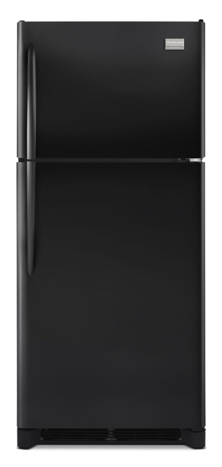 Refrigerators and Freezers - Frigidaire Gallery Black Top-Freezer Refrigerator (20.4 Cu. Ft.) - FGHT2046QE