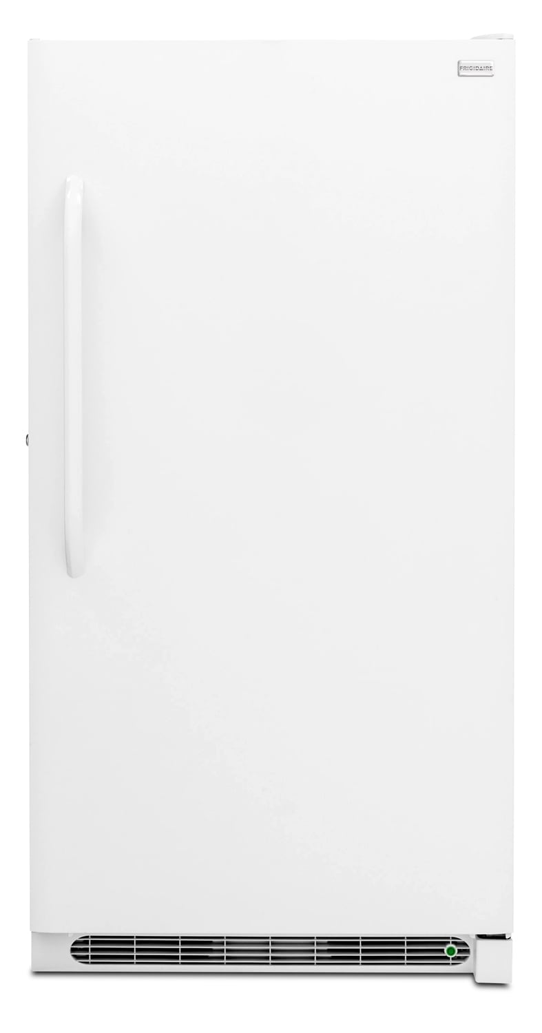 Refrigerators and Freezers - Frigidaire White Upright Freezer (20.2 Cu. Ft.) - FFFH20F2QW