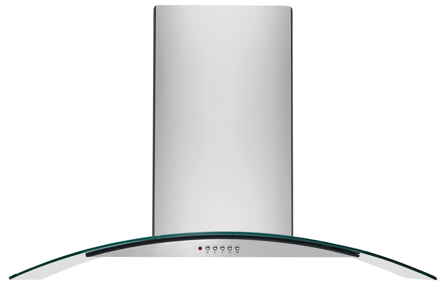 "Cooking Products - Frigidaire Glass and Stainless Steel 30"" Range Hood - FHWC3060LS"