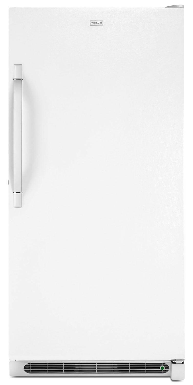 Refrigerators and Freezers - Frigidaire White Upright Freezer (14.4 Cu. Ft.) - FFFU14M1QW