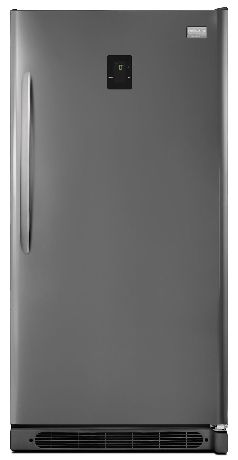 [Frigidaire Gallery Slate 2-in-1 Upright Freezer (16.6 Cu. Ft.) - FGVU17F8QT]