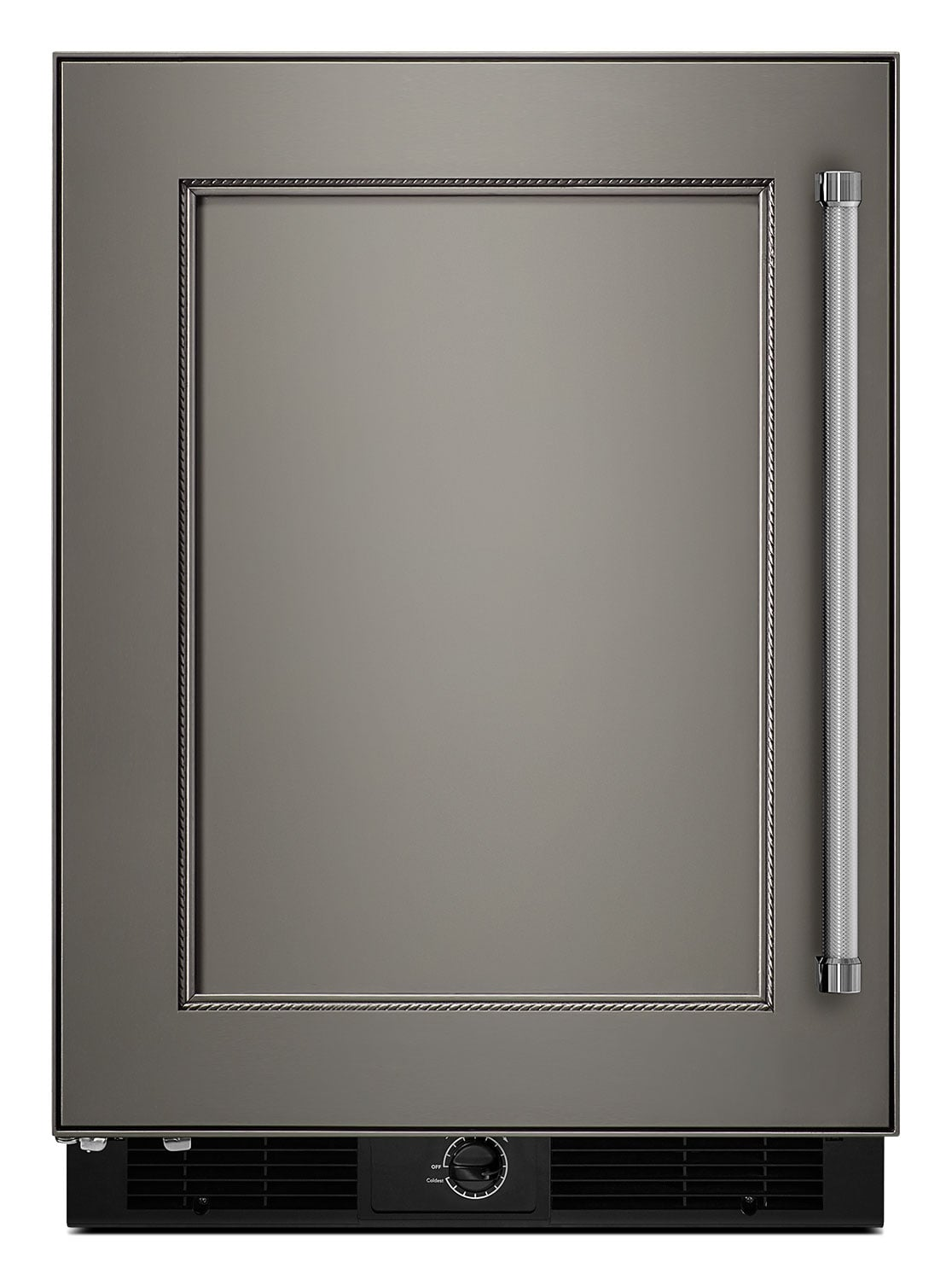 Refrigerators and Freezers - KitchenAid 4.9 Cu. Ft. Undercounter Refrigerator with Left Door Swing - Panel Ready