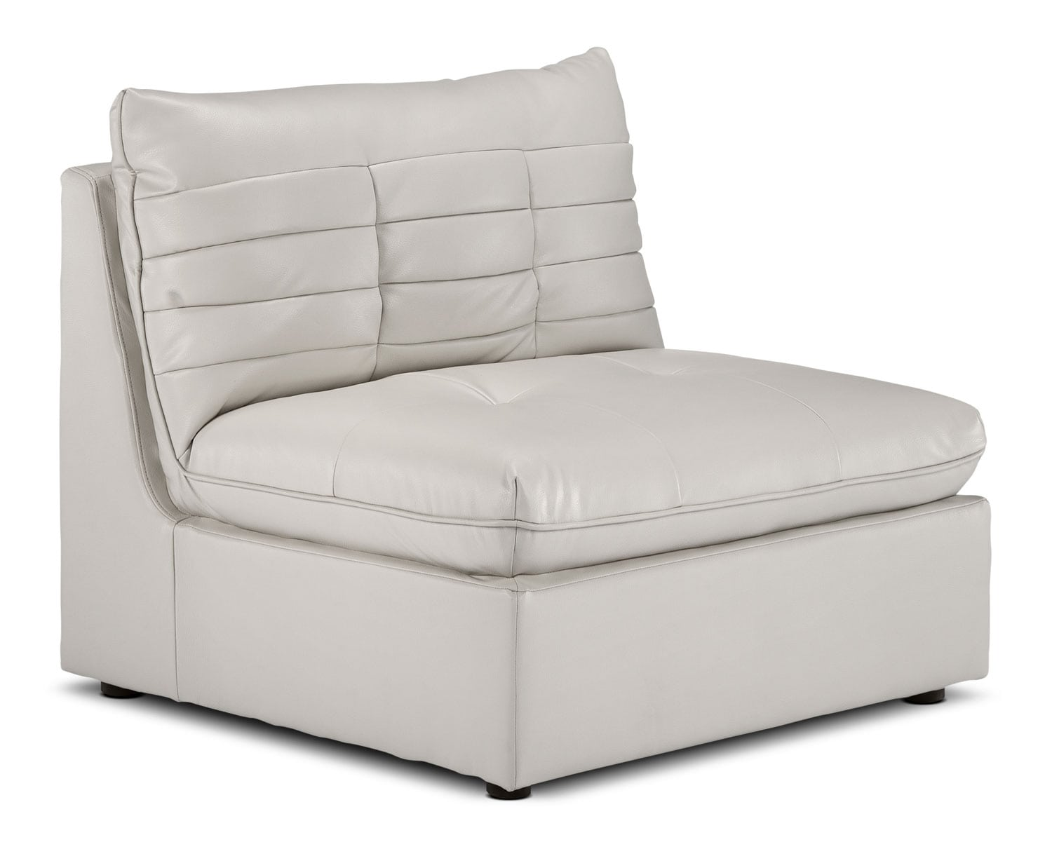 Living Room Furniture - Cortina Armless Chair