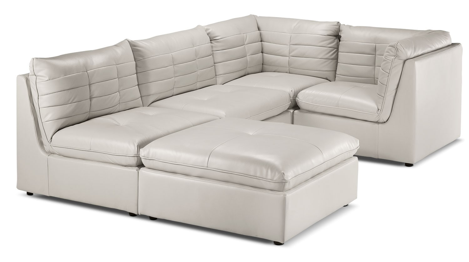 Living Room Furniture - Cortina 5 Pc. Sectional