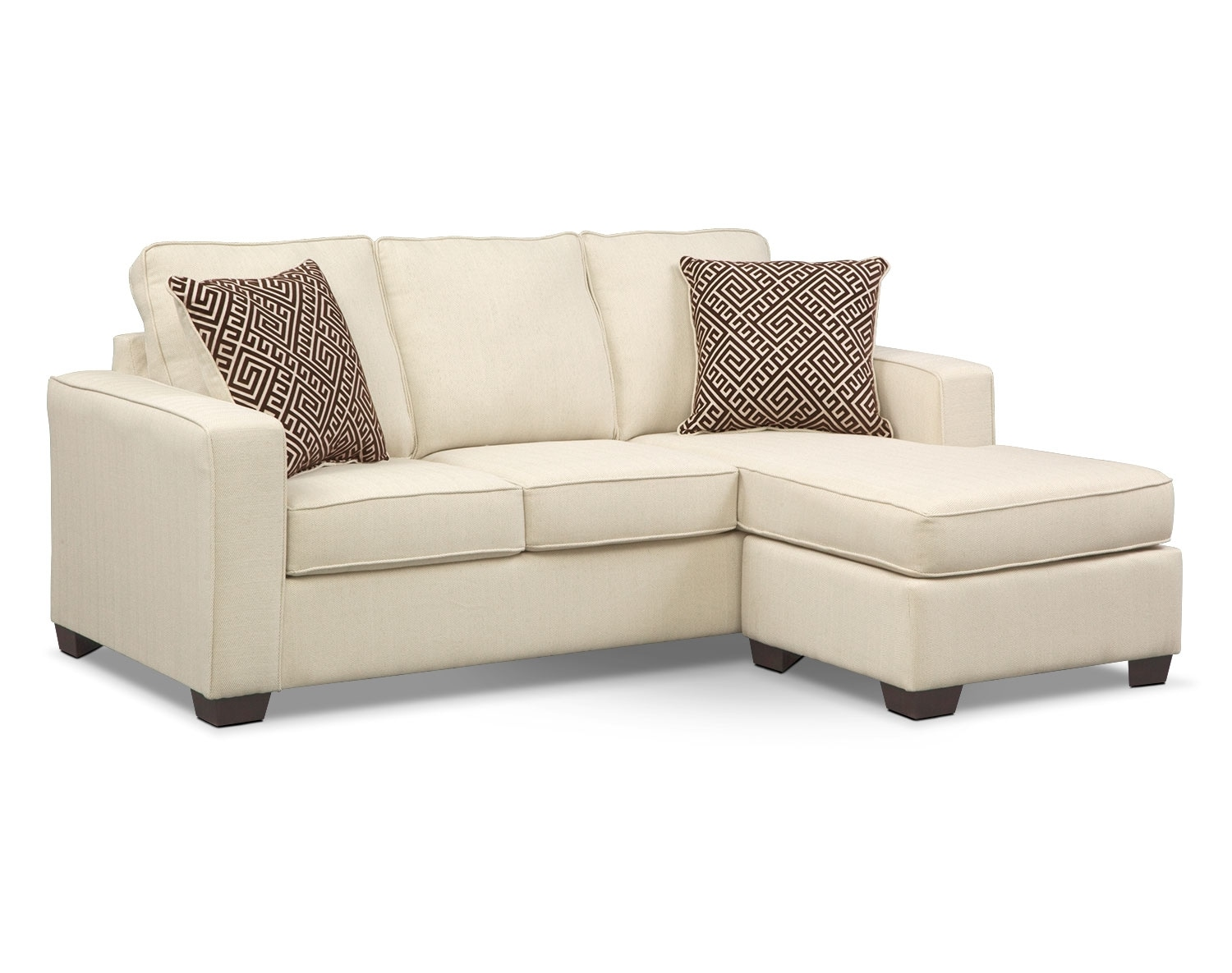[The Sterling Beige Sleeper Sofa Collection]