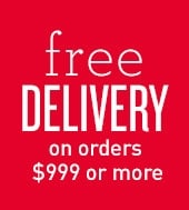 free delivery on Orders of $999 or more : Shop Now