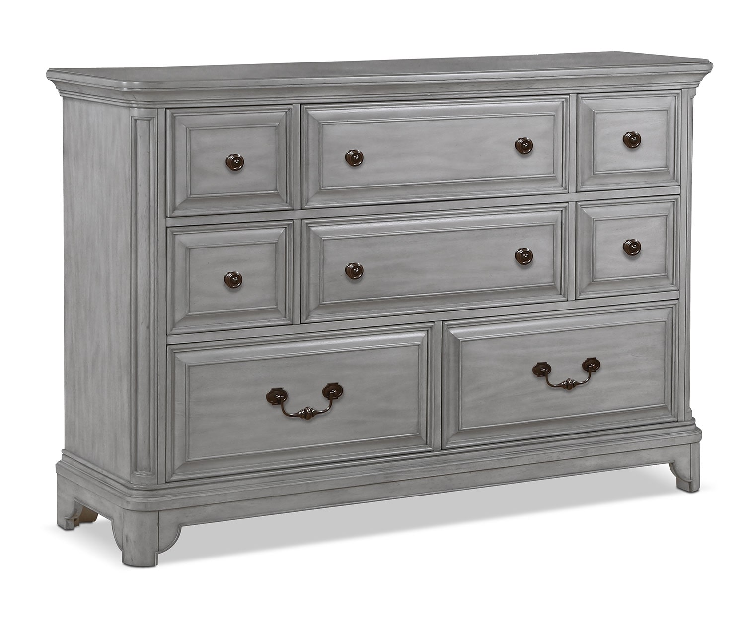 Tressa Dresser - Weathered Grey