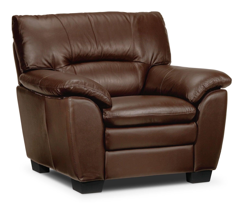 Leon S Furniture Sectional Sofas: Rodero Sofa - Hazelnut