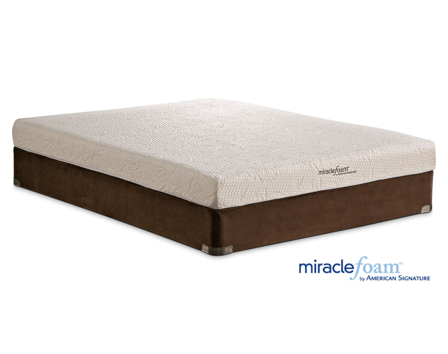 [Miracle Foam Renew II Mattress Collection]