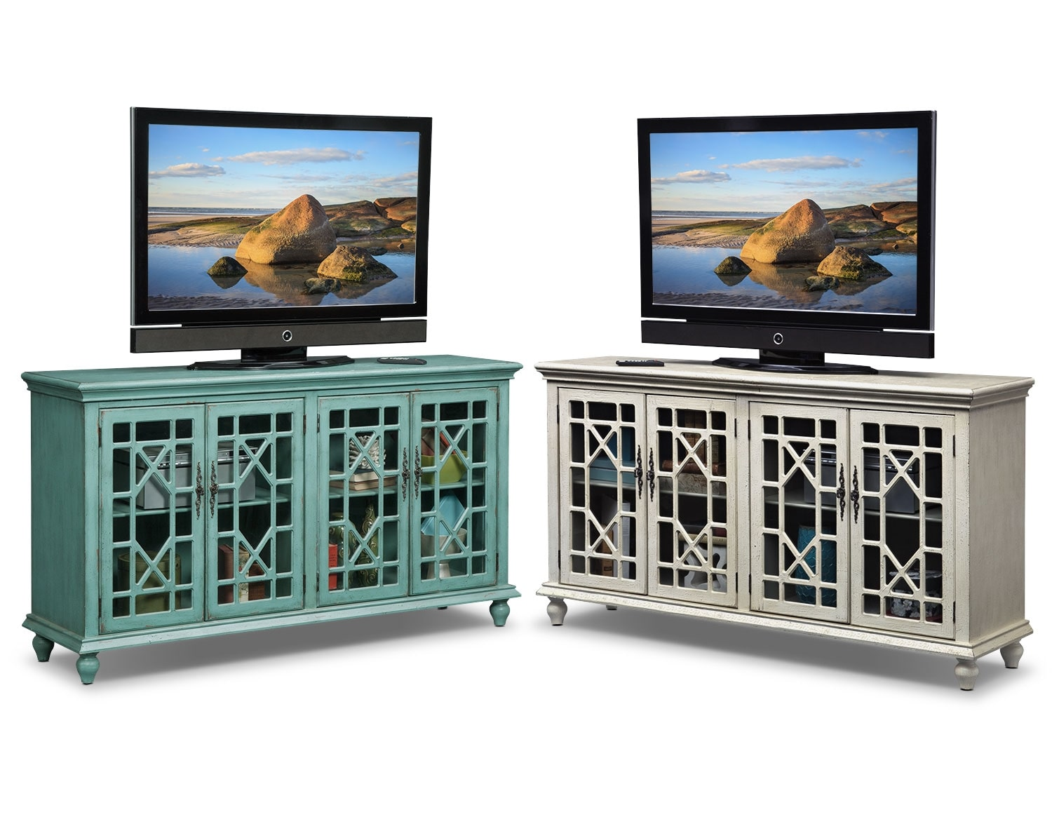 [The Grenoble Media Credenza Collection]