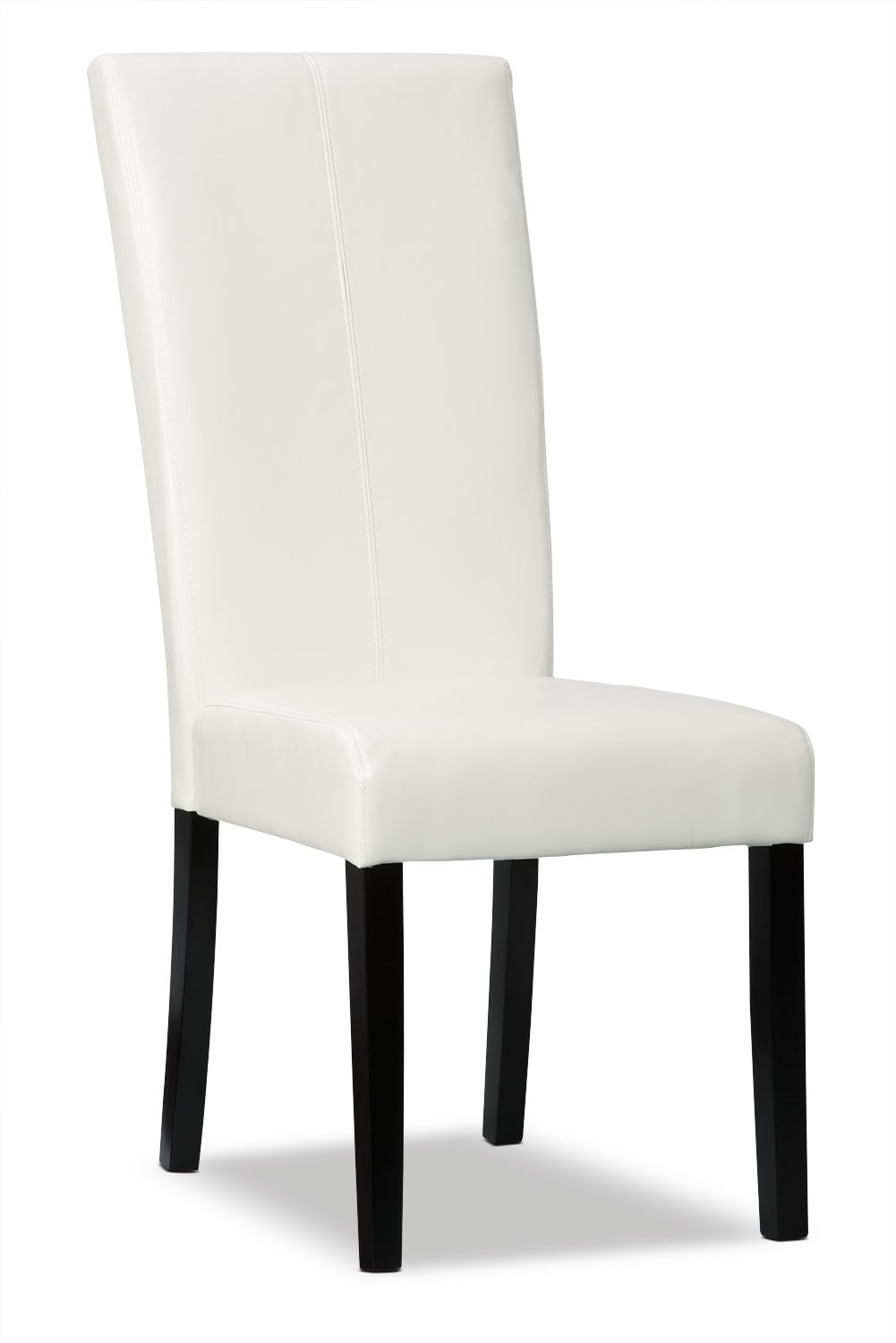 dining chairs  the brick - white dining chair