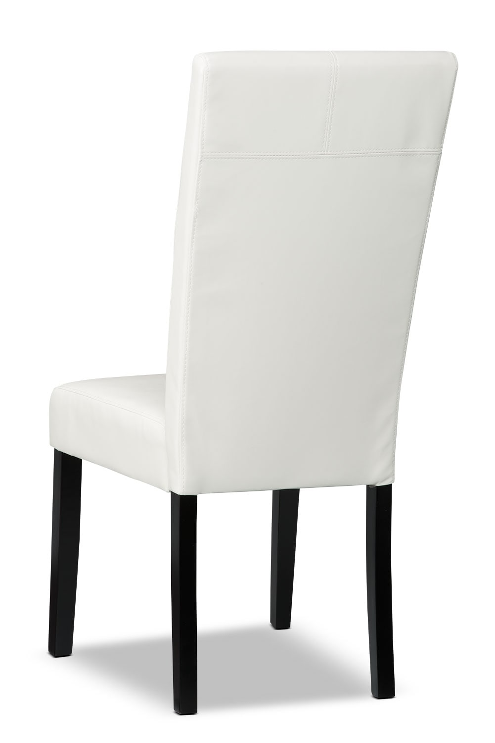 white dining chair  the brick -