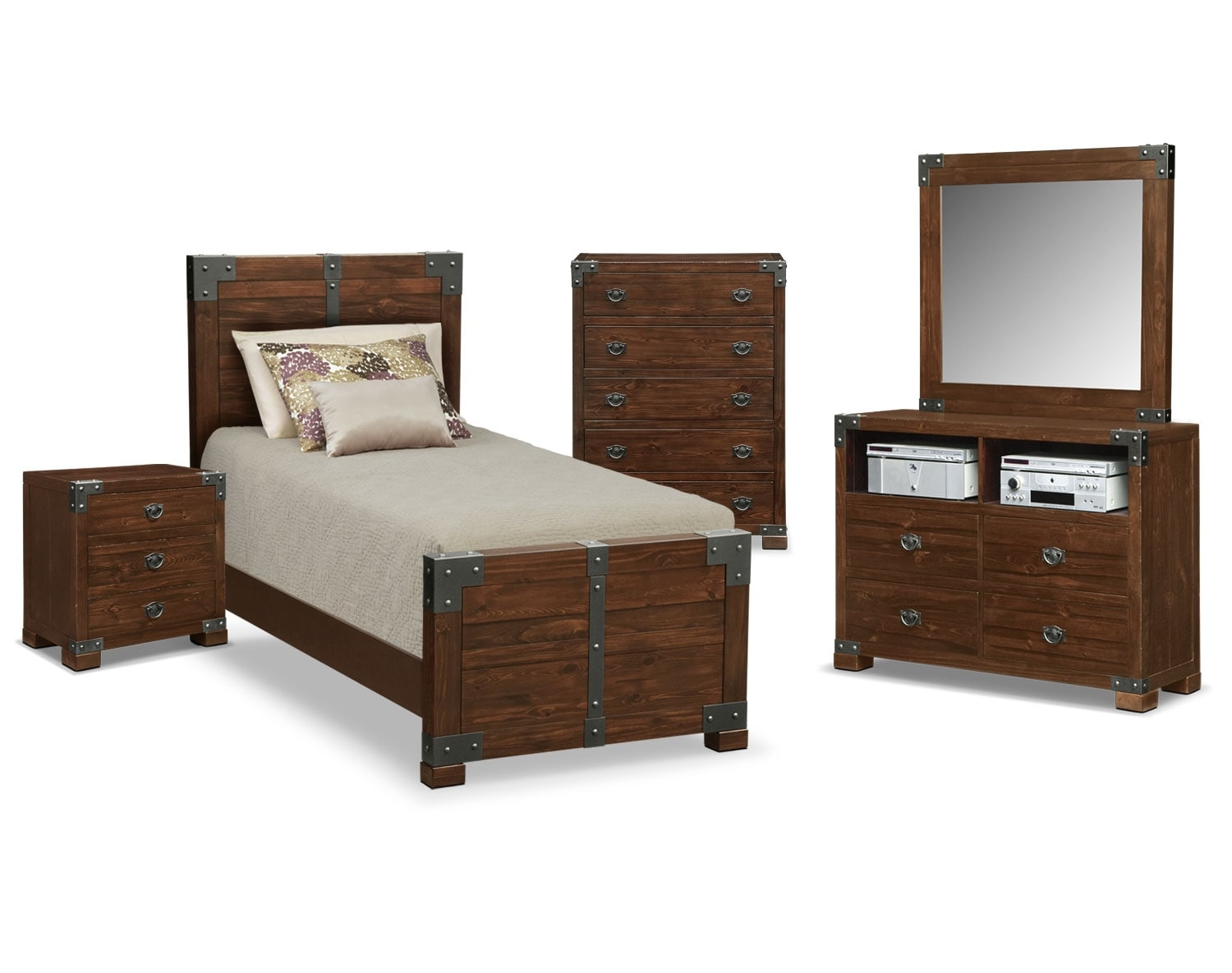 [The Beckett Youth Bedroom Collection]