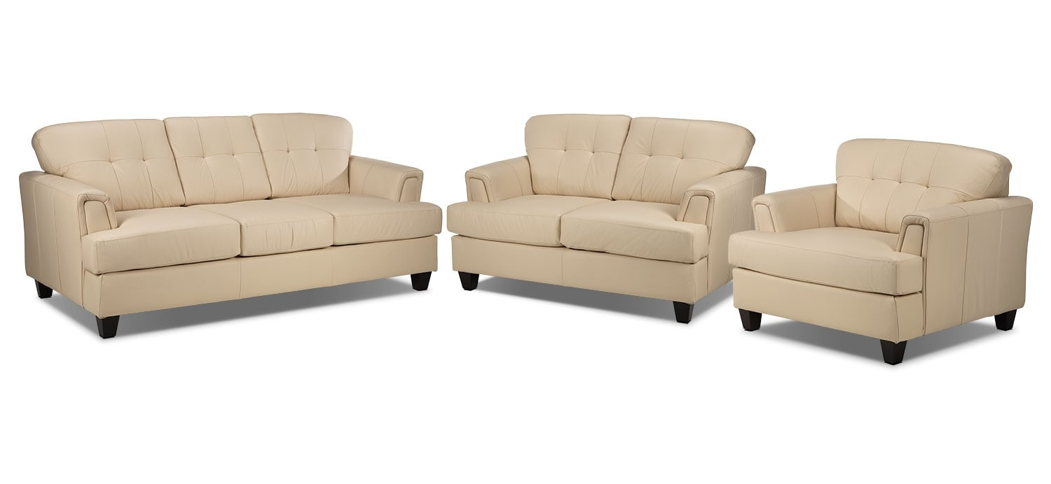 The Spencer Collection - Light Beige
