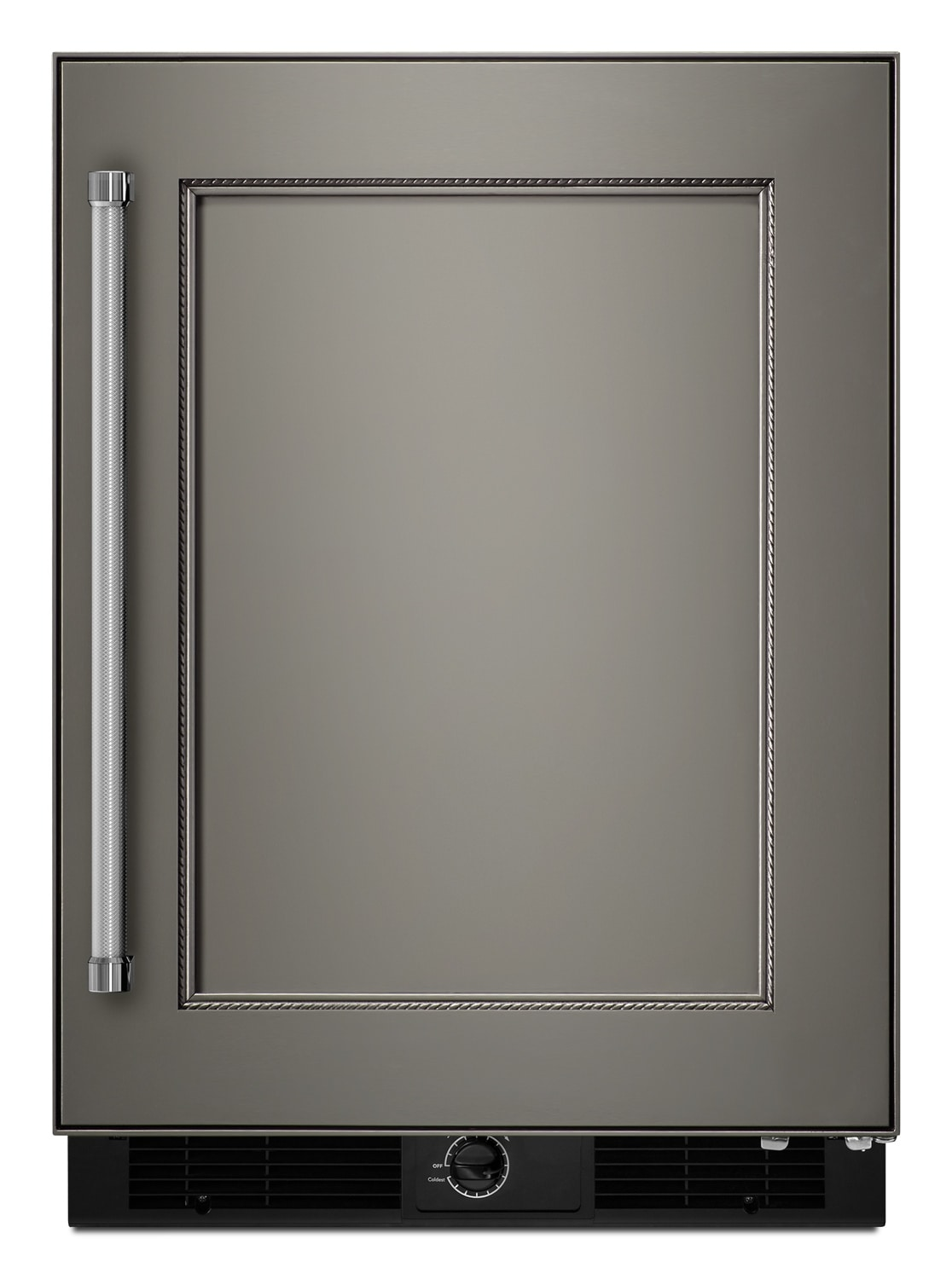 Refrigerators and Freezers - KitchenAid 4.9 Cu. Ft.  Undercounter Refrigerator with Right Door Swing - Panel Ready