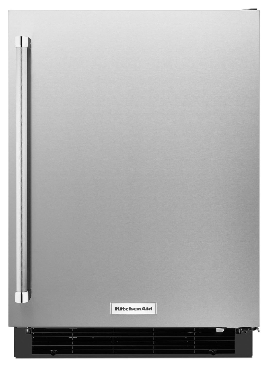 KitchenAid 4.9 Cu. Ft. Undercounter Refrigerator with Right Door Swing - Stainless Steel