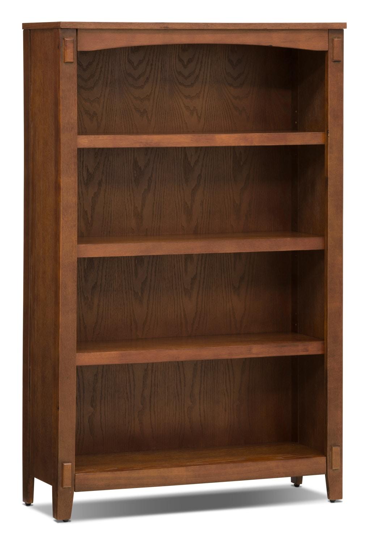 Carson 4-Shelf Bookcase