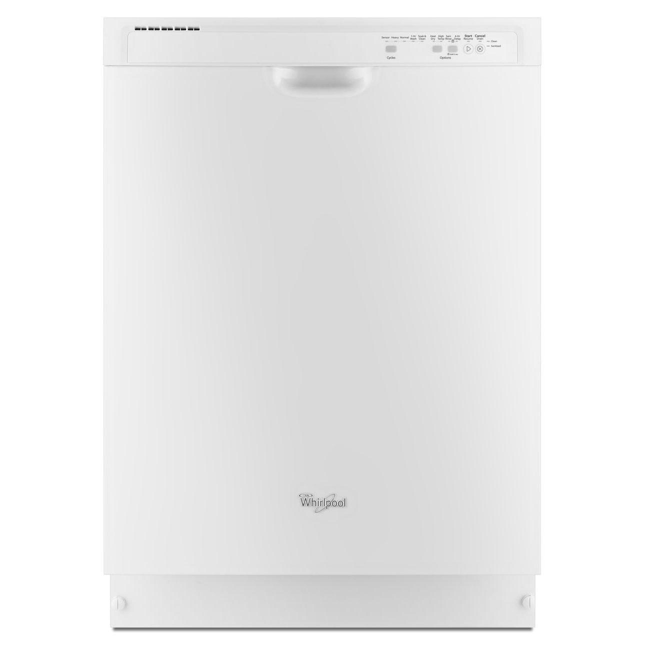"Whirlpool White 24"" Dishwasher - WDF540PADW"