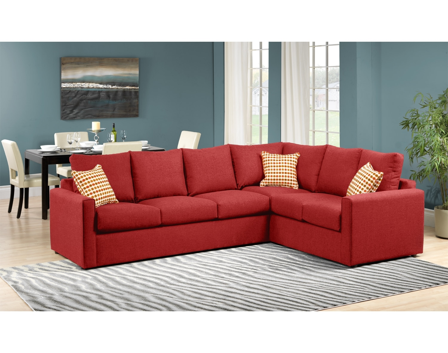 The Athina Collection - Cherry