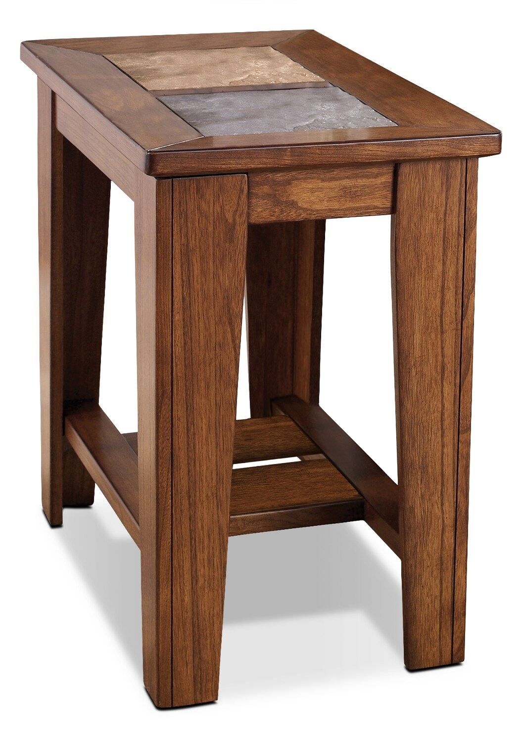 Accent and Occasional Furniture - Savannah Chairside Table
