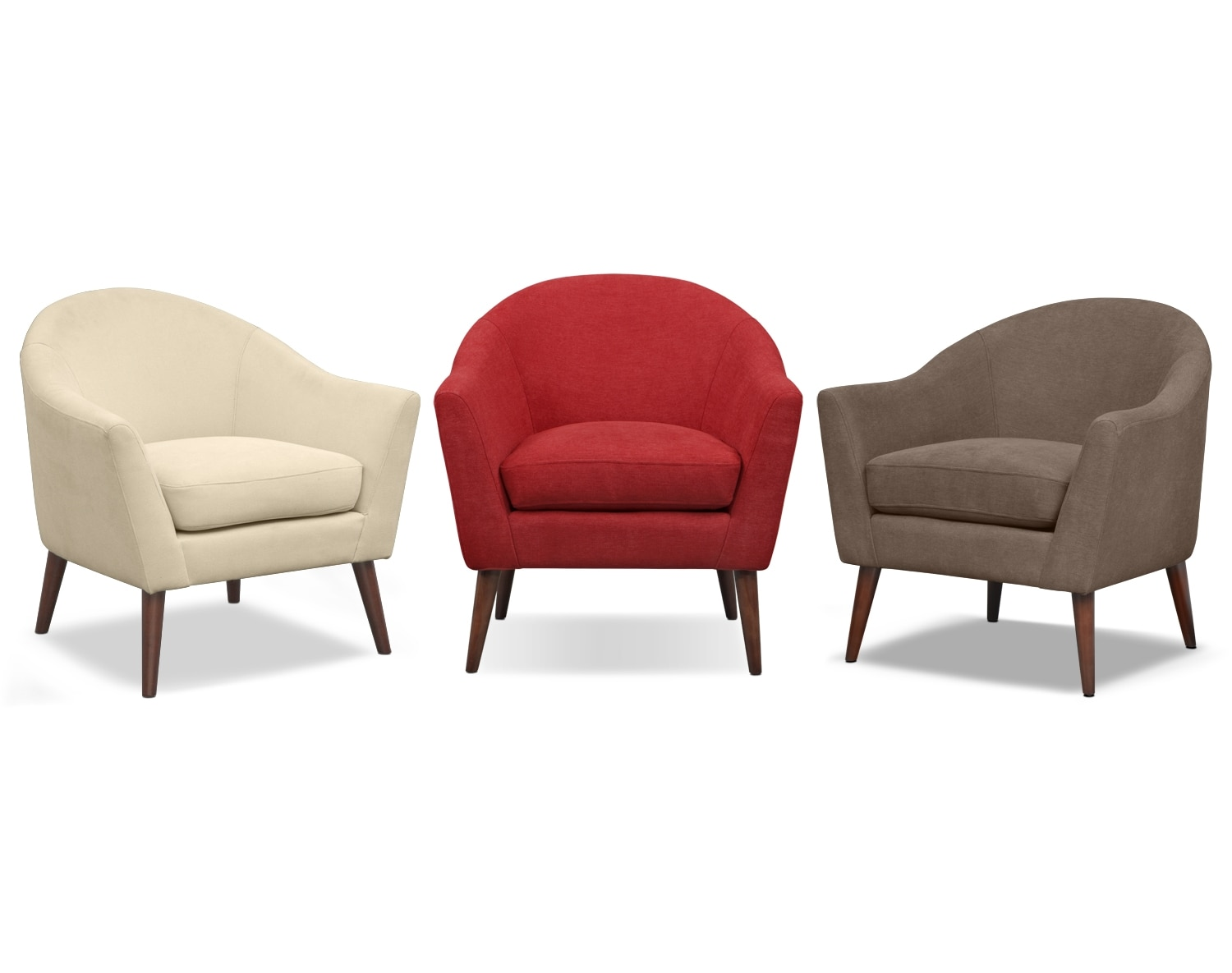[The Rosa Accent Chair Collection]