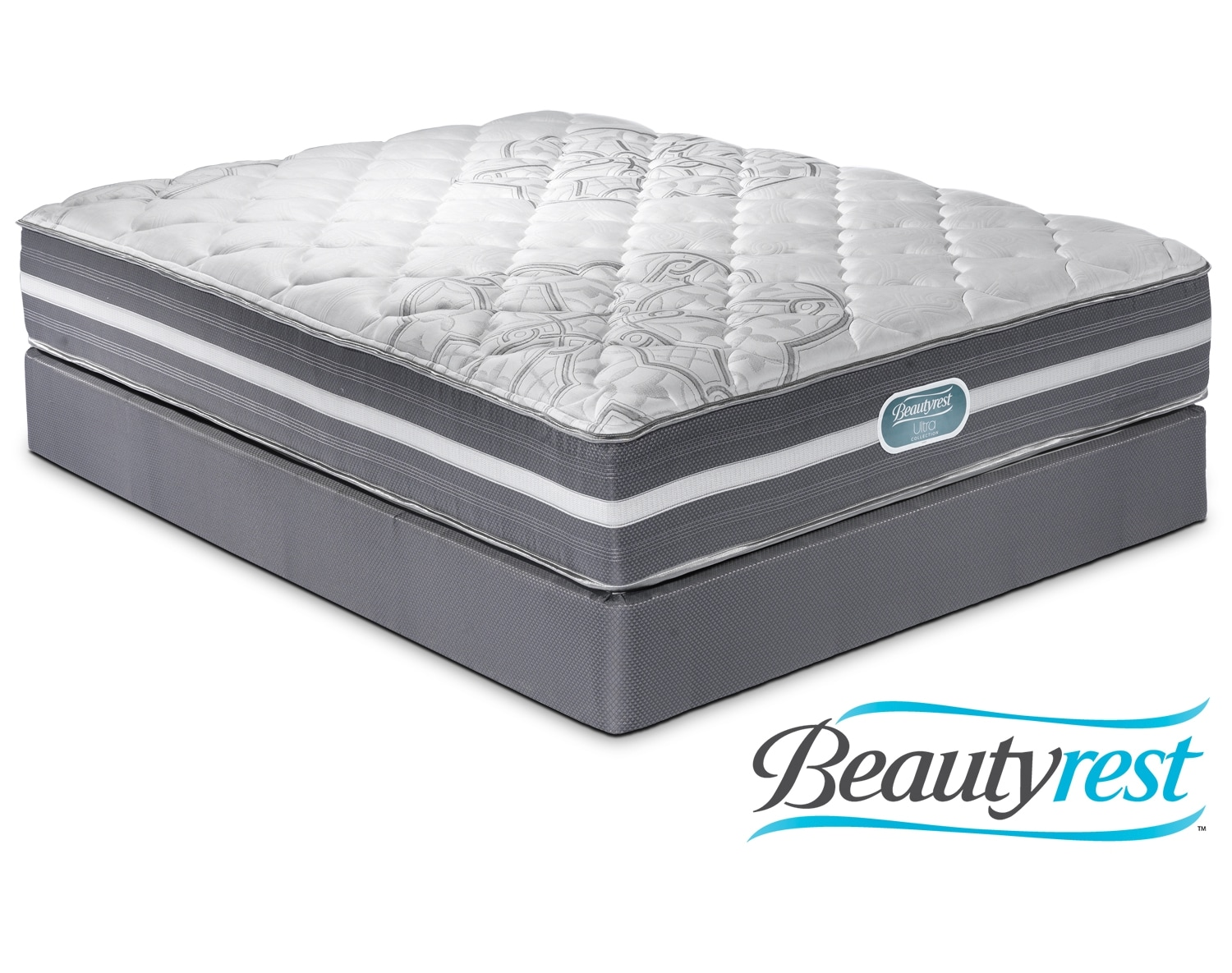 The Simmons Grand Vista Mattress Collection