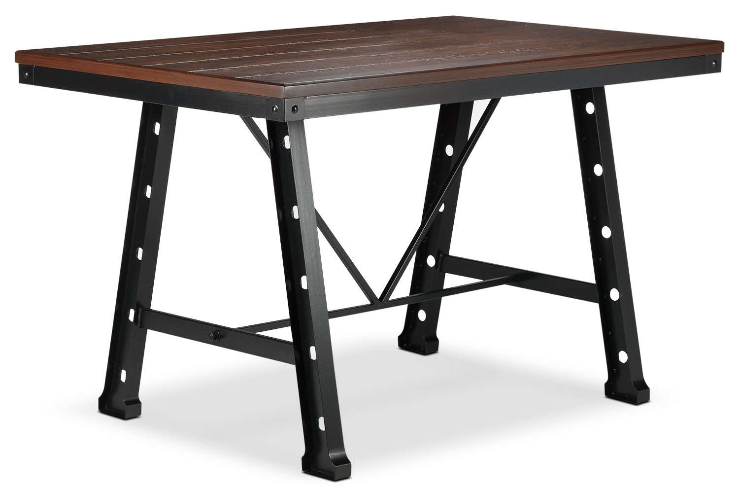 Casual Dining Room Furniture - Stanton Pub Table