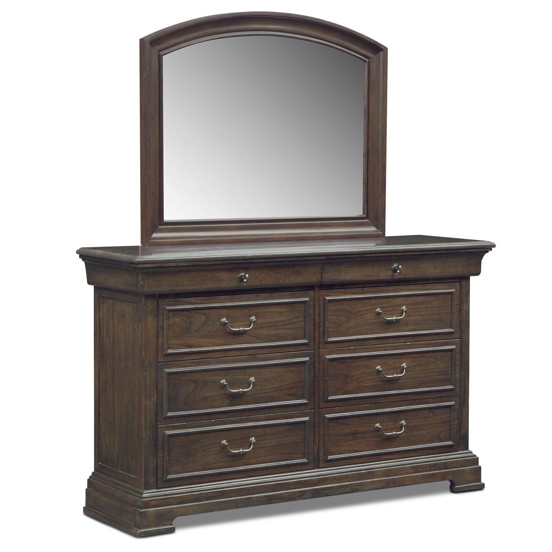 [Collinwood Dresser & Mirror]