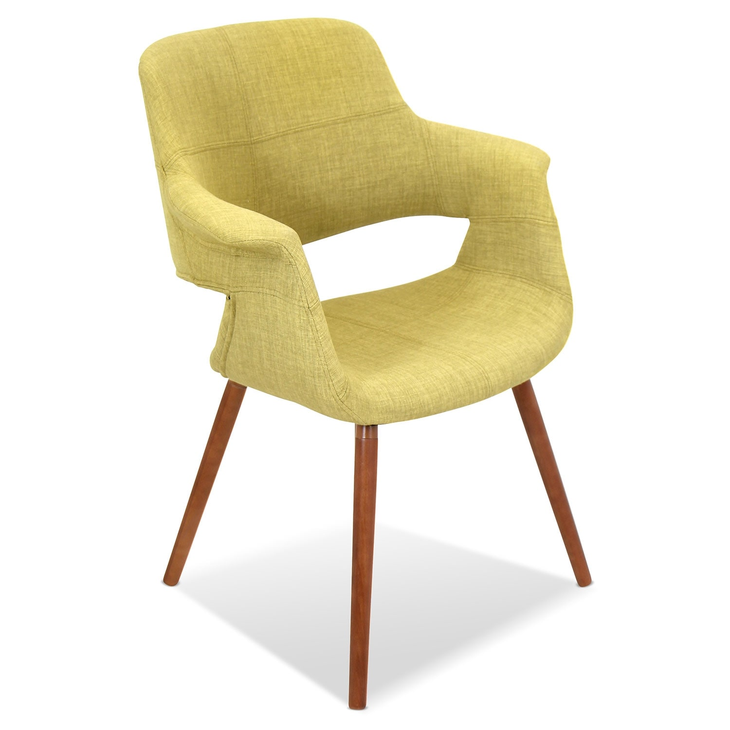 unique green accent chair beautiful