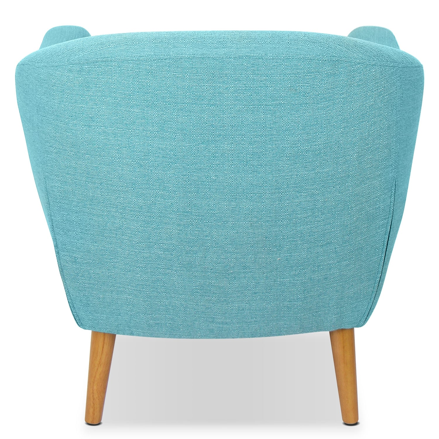 Norman Accent Chair Teal American Signature Furniture