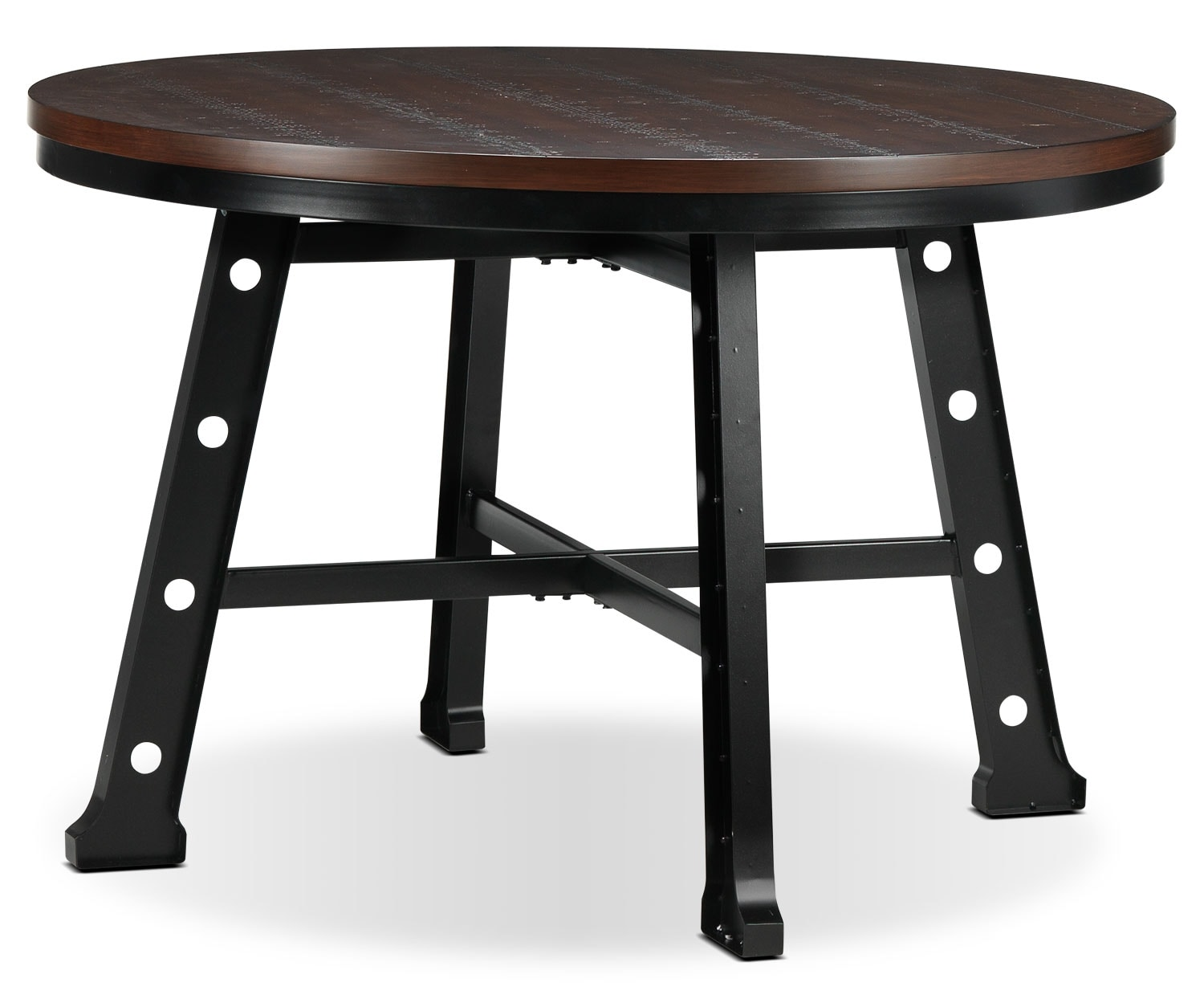 Casual Dining Room Furniture - Stockton Round Table