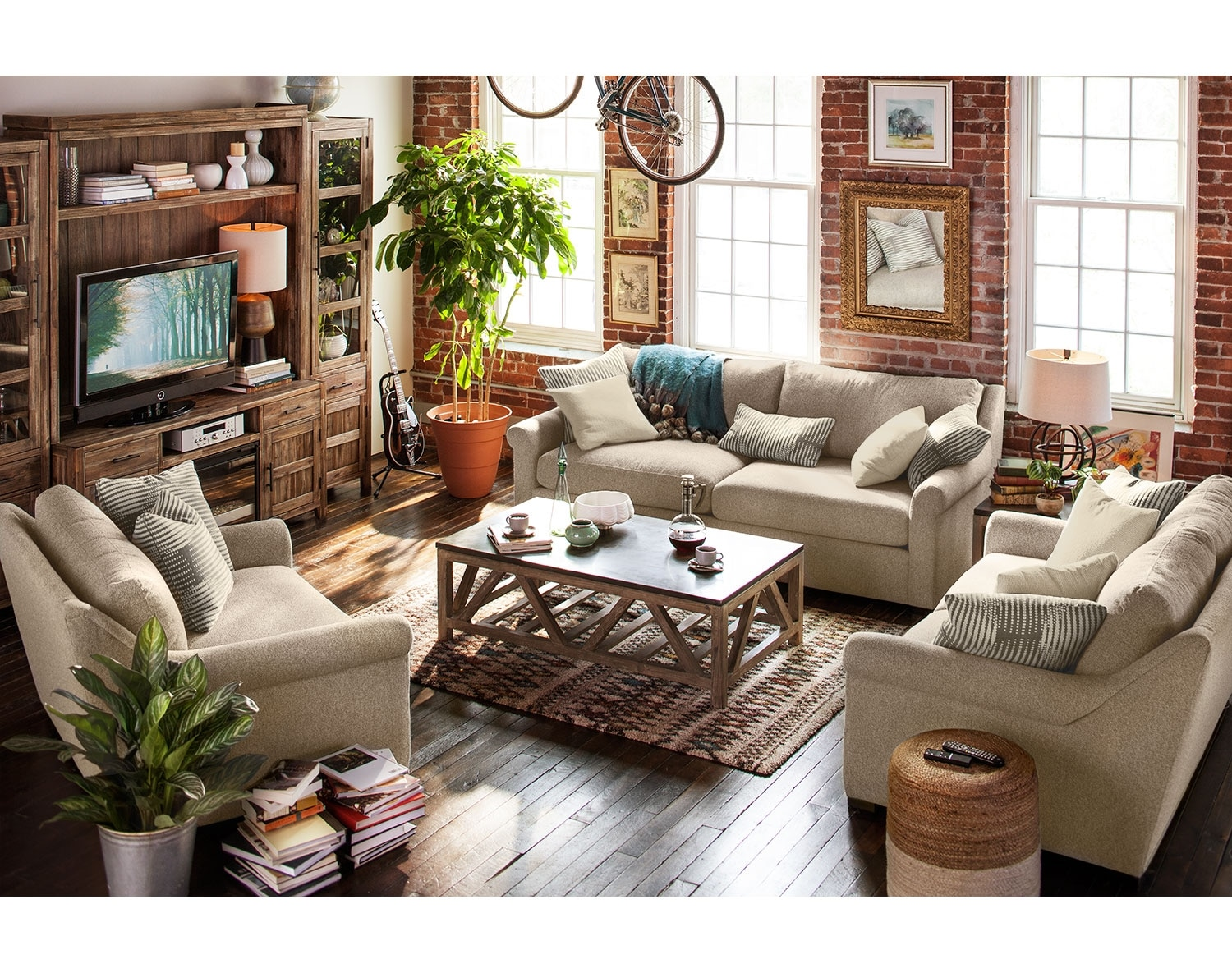 [The Robertson Comfort Living Room Collection]