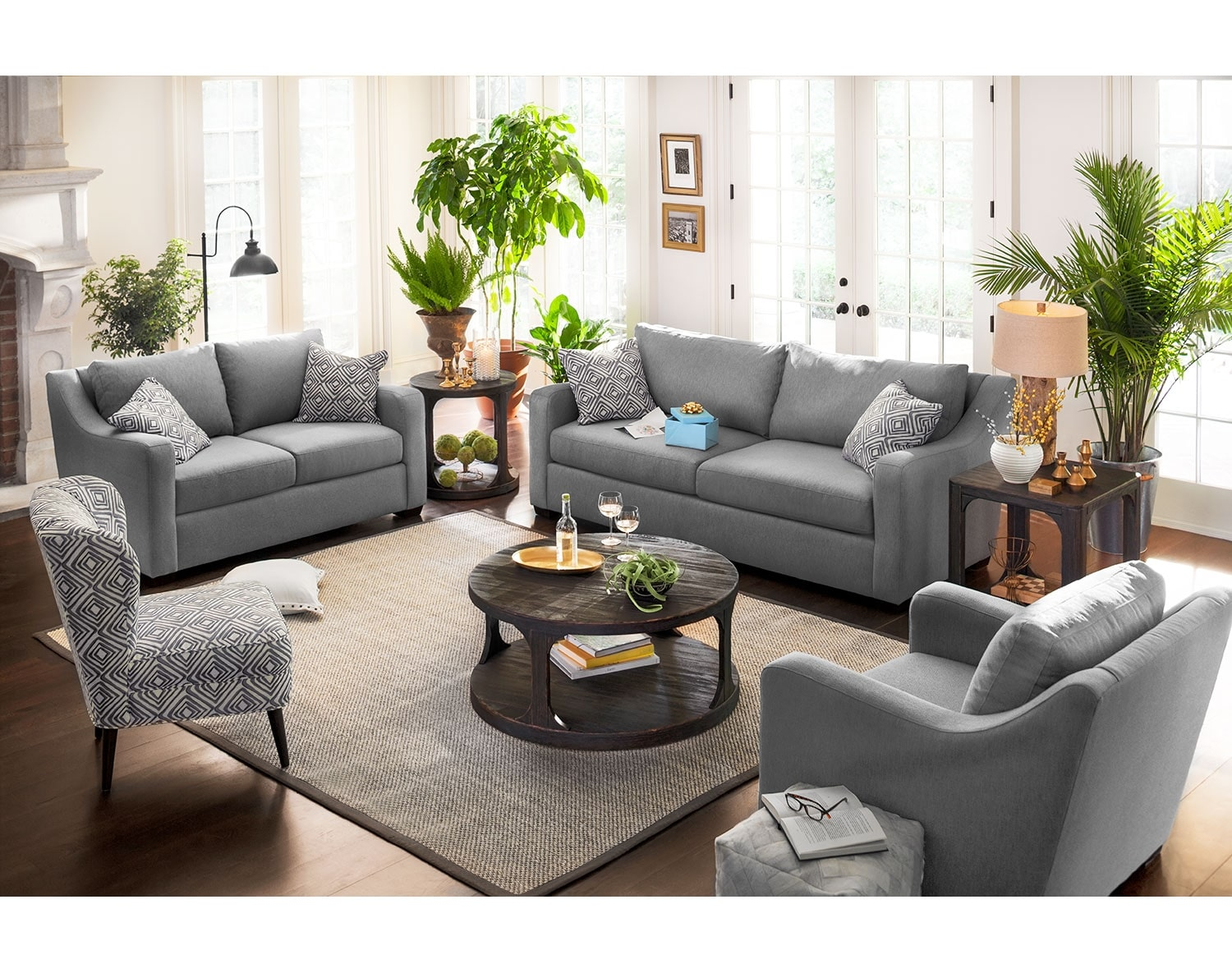 [The Jules Cumulus Living Room Collection]