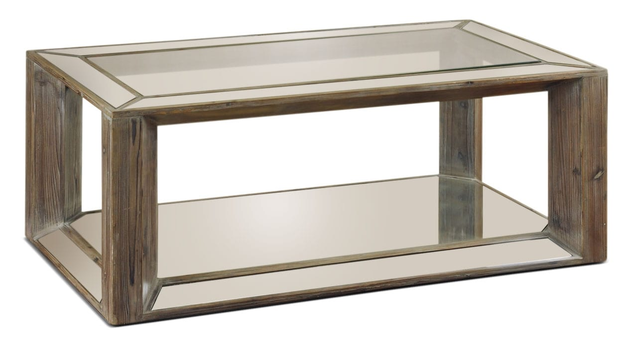 Accent and Occasional Furniture - Adena Coffee Table