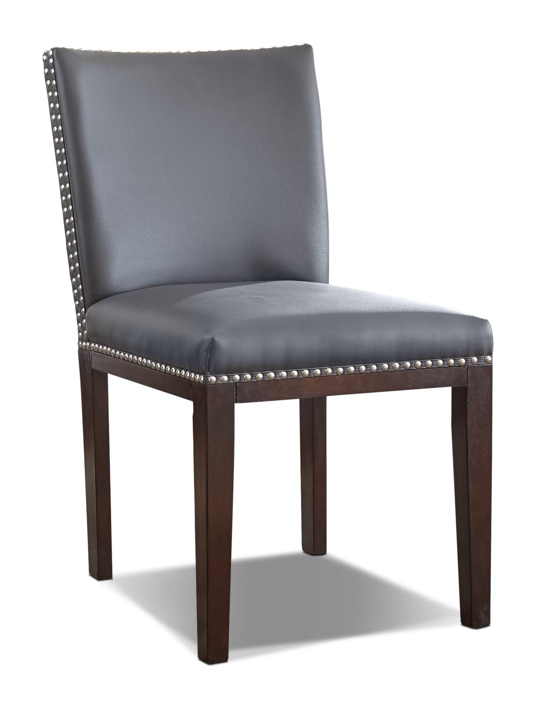 Tiffany Dining Chair – Grey