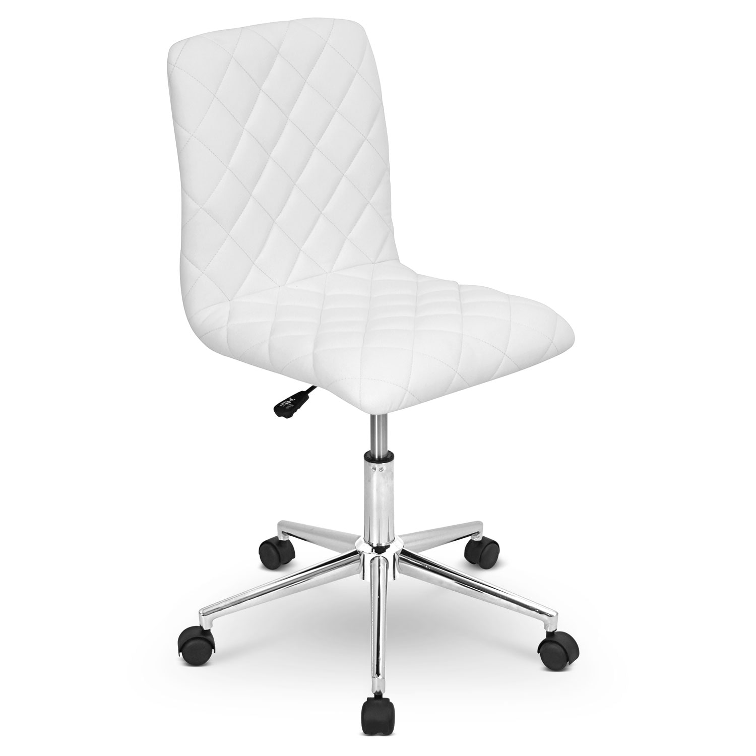 [Trent Office Chair - White]